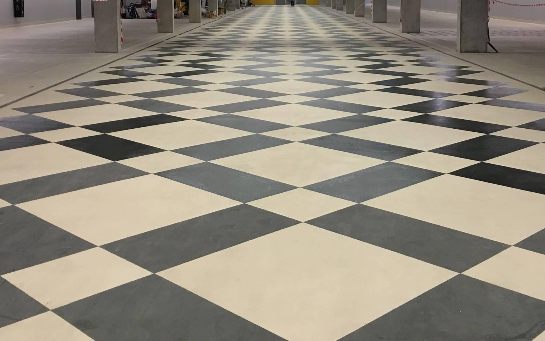 Floor Coatings And Car Park Decking